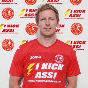 Sean Williamson - FC Británico de Madrid Defender